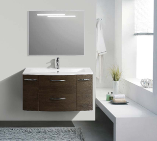 2020 New Bathroom Vanity Furniture Cabinet Modern